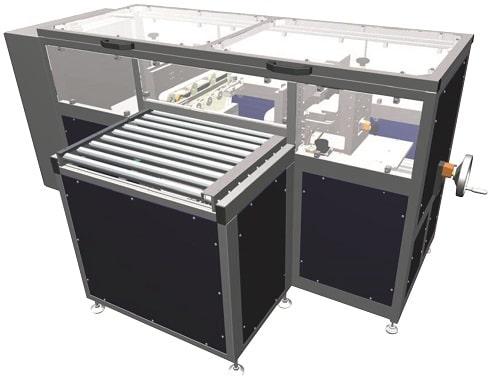 Kantenfräsmaschine – KF 650