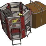 Robothanding: Verstift-Anlagen Automation
