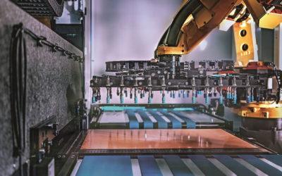 Leichte und trotzdem stabile Komponenten im 3-D-Druck
